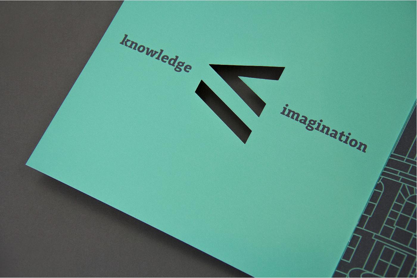 identytity logo University Education science brand