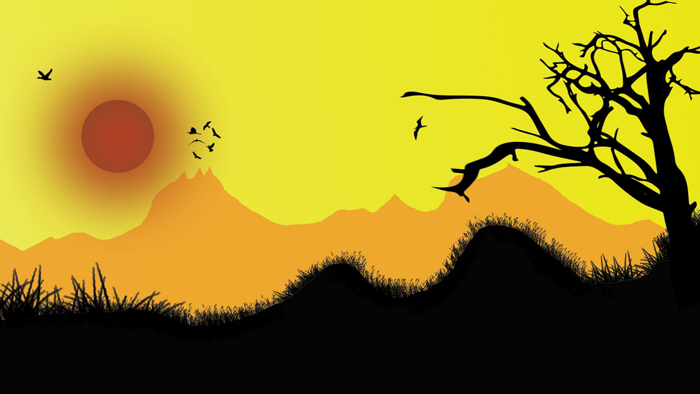 Image may contain: cartoon, abstract and bird