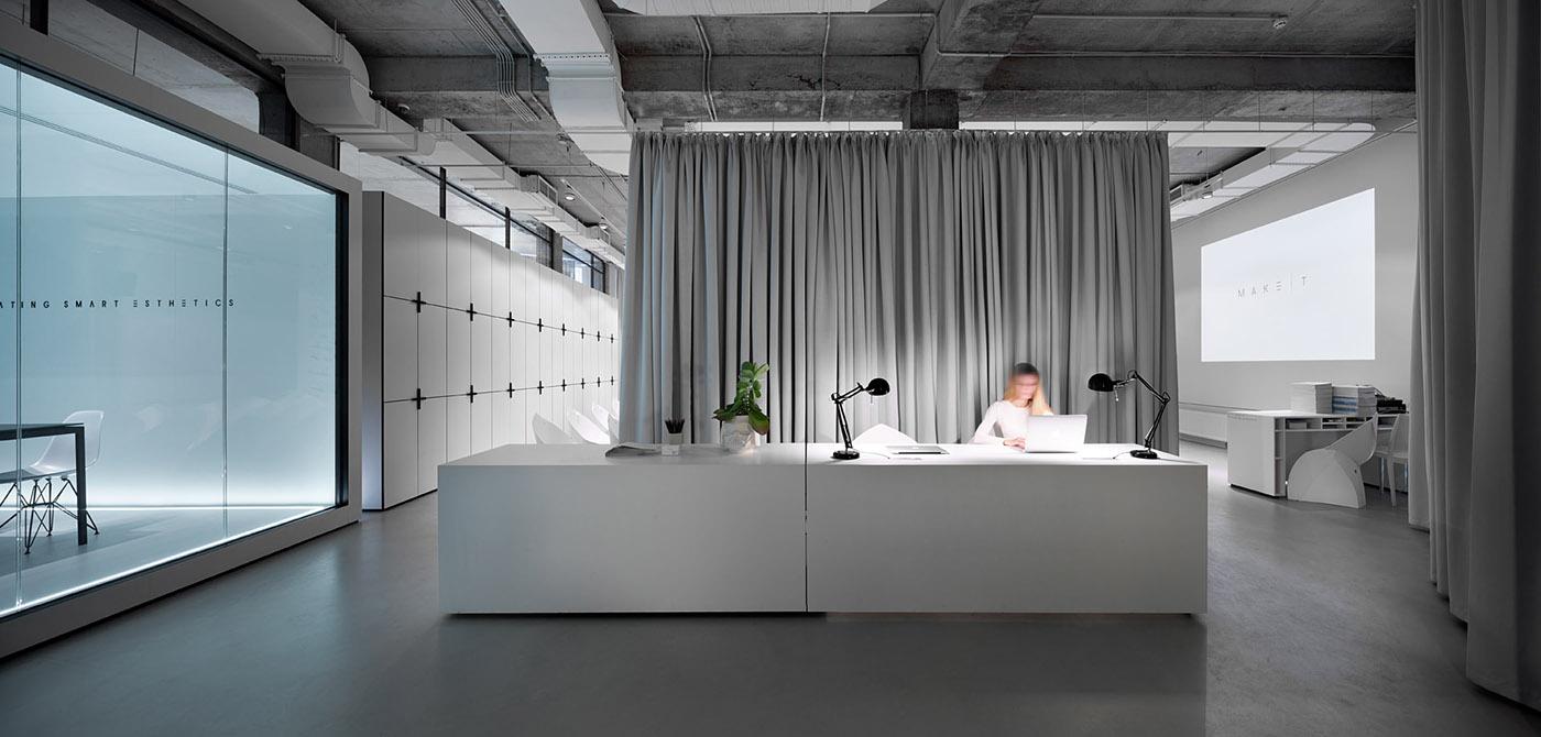 精品的17個辦公桌設計欣賞