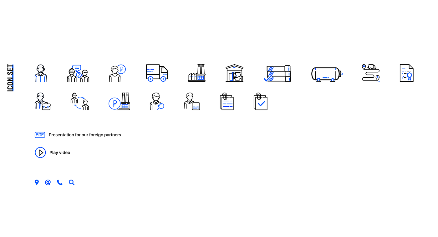 factory Adaptive UI ux tables animation  icons Icon pipes 3D