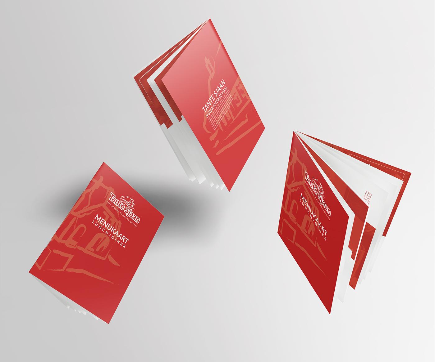 細緻的29張菜單設計範本欣賞