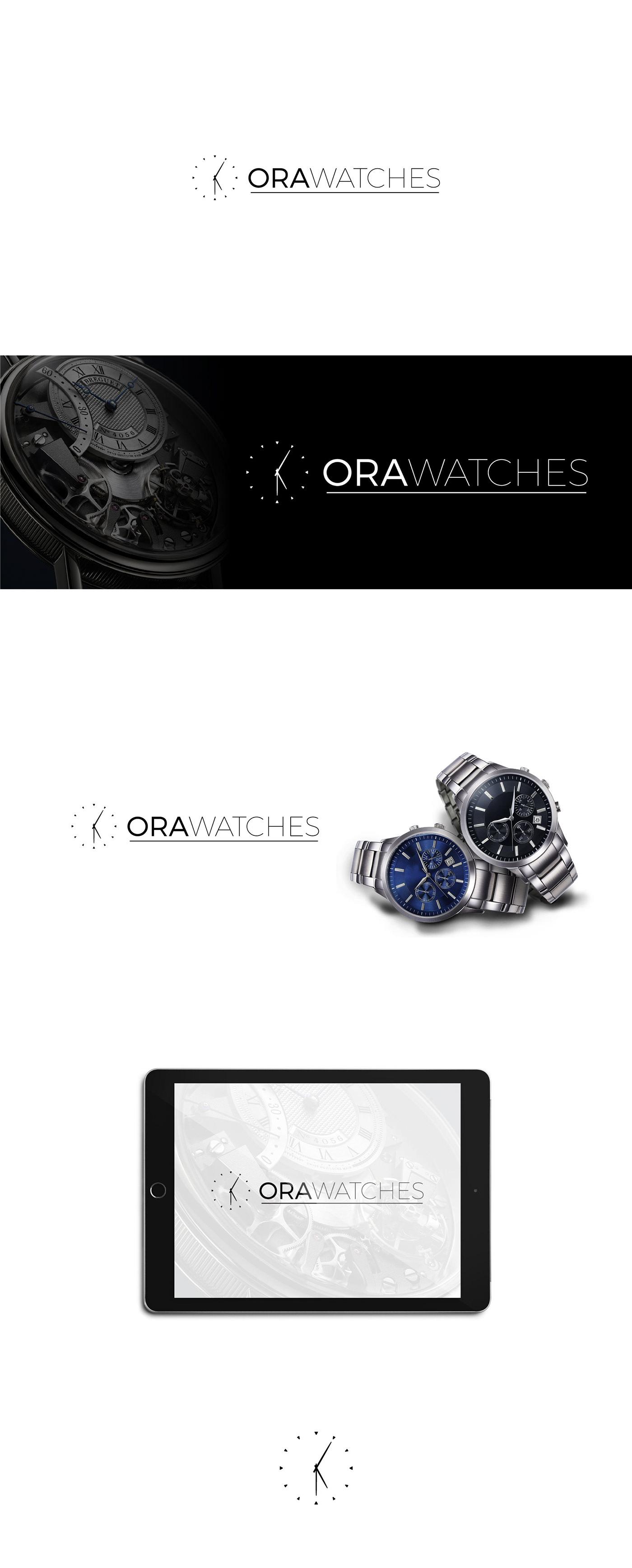 brand branding  logo Logotipo reloj watch