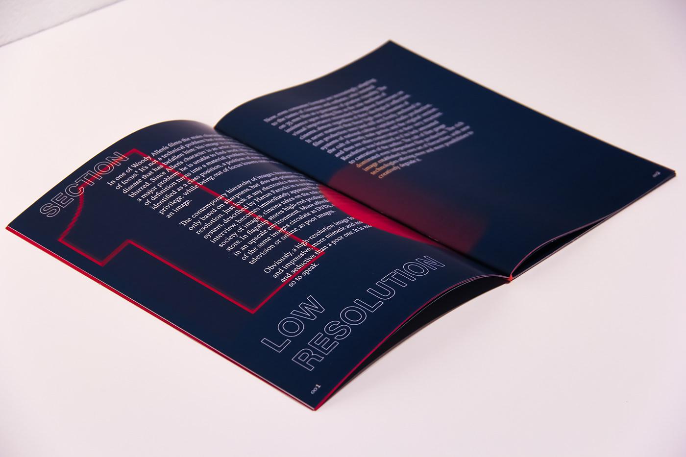 graphic design  book design Zine  magazine Layout adobe