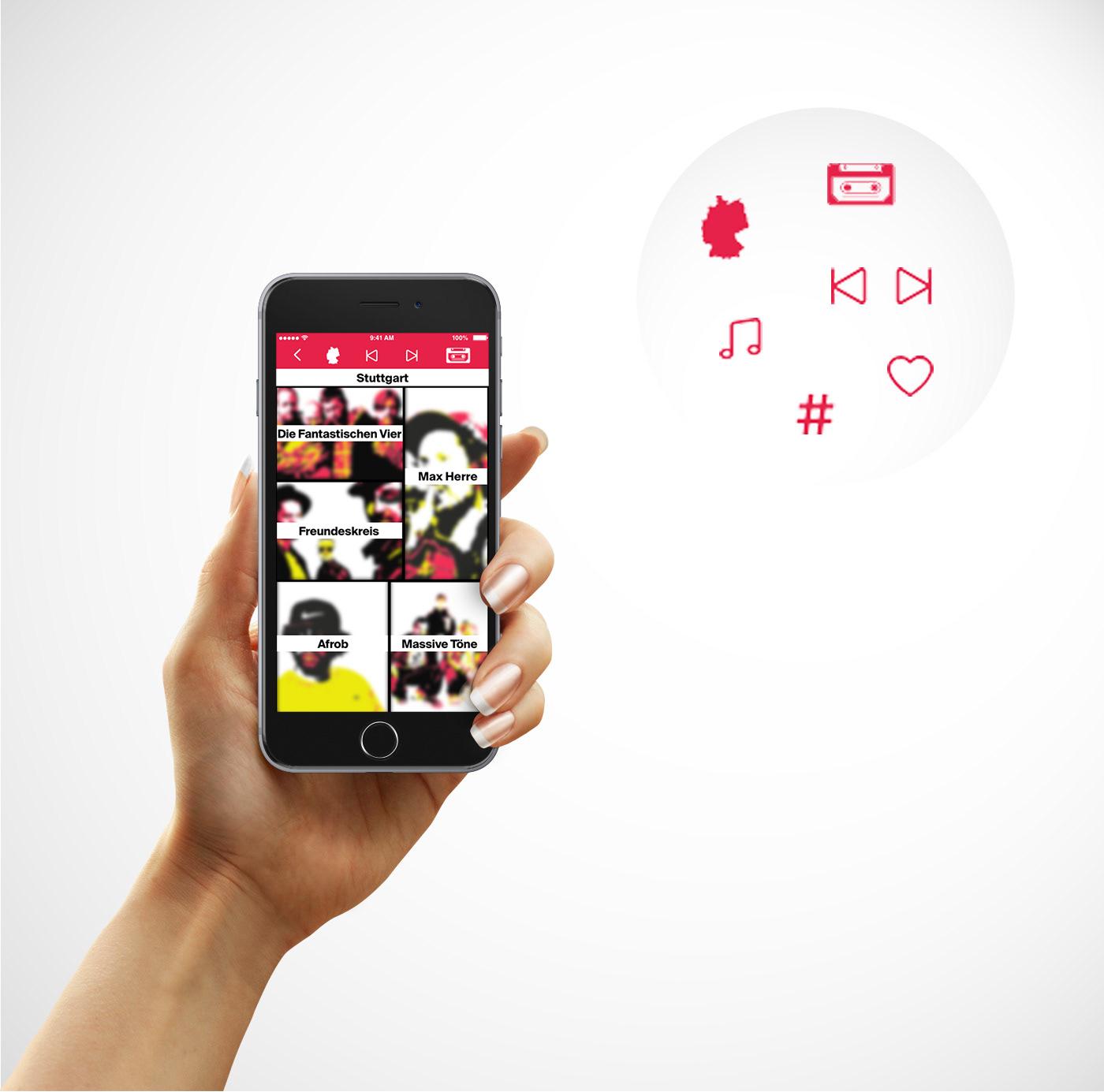 app design graphic ux UI