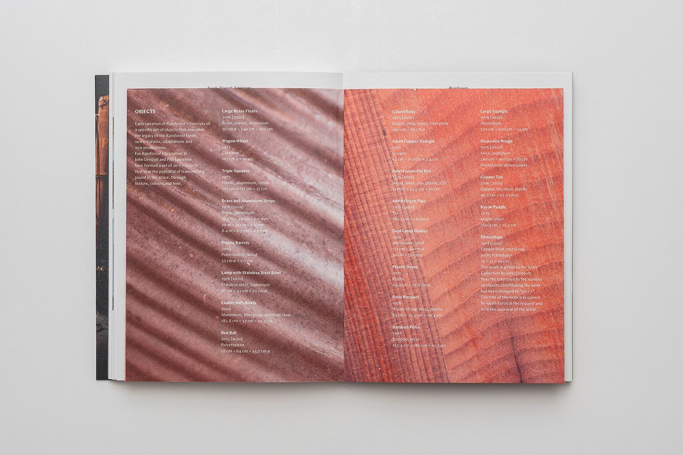 book book design Book Series contemporary art editorial design  esen karol Installation Art istanbul Photography  Series Design