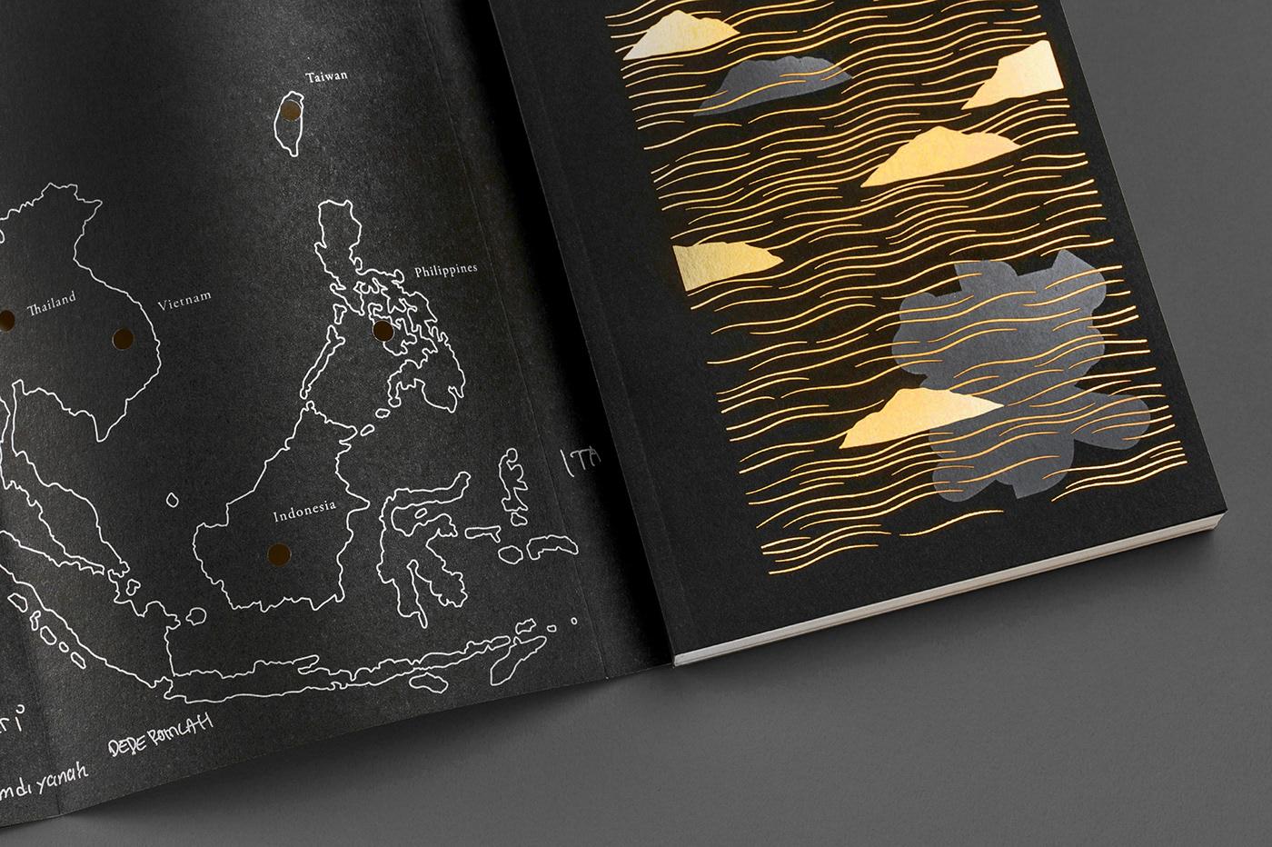 東南亞,裝幀,書籍,詩集,移工,臺北,印刷,設計