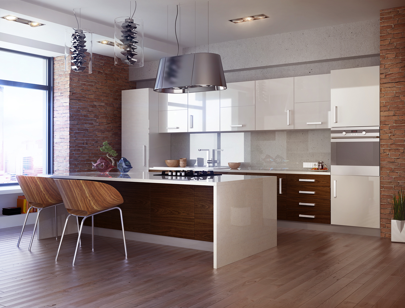 kitchen design visualizer visualization kitchen company ronikon on behance 1400