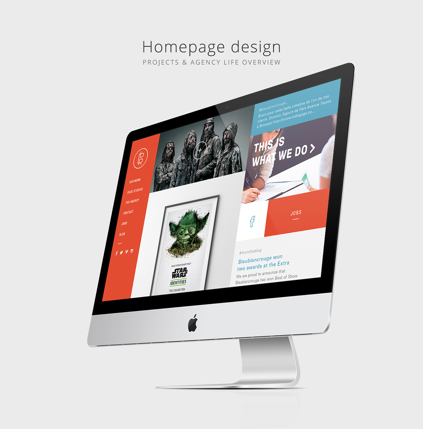 agency design ad publicity Responsive corporate