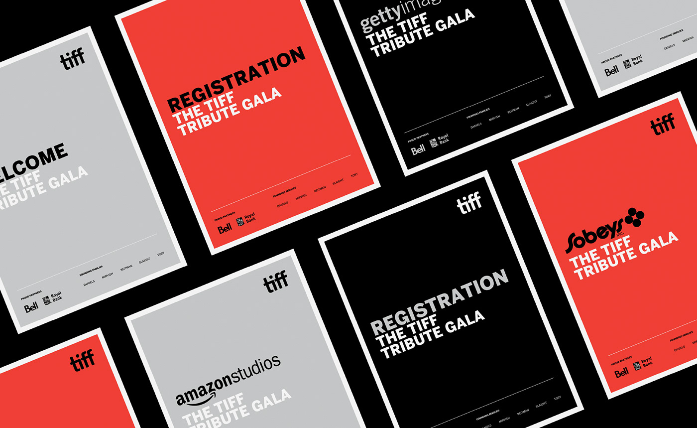 branding  Collateral editorial Event Event Design Gala poster Poster Design print Signage