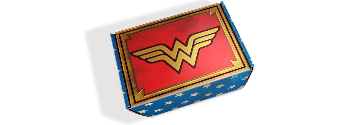 Dc Comics,wonderwoman,Packaging