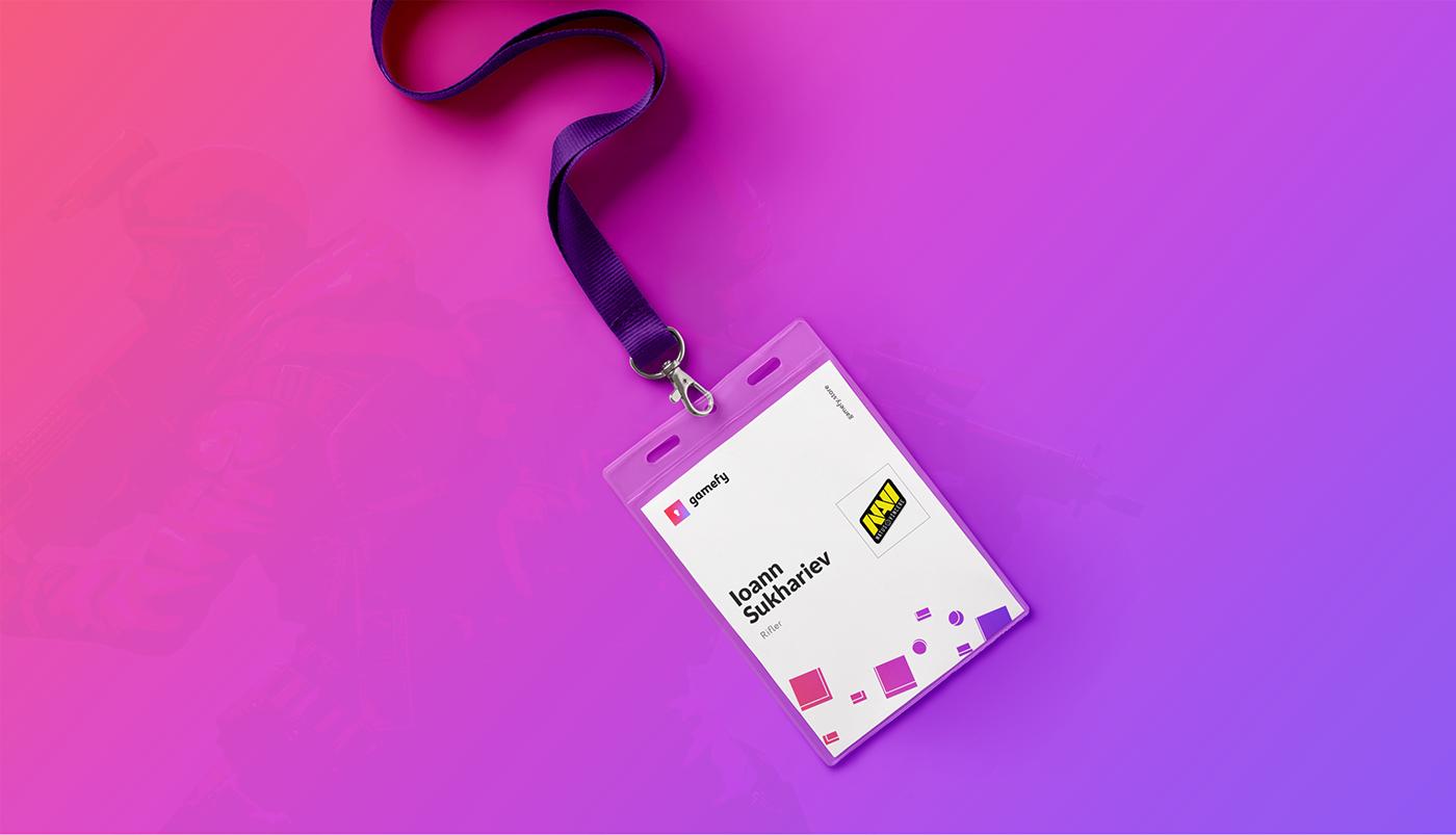 branding  Gaming logo brand identity digital branding design discovery design agency visual identity