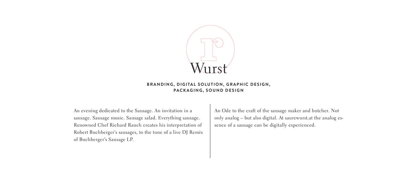 Wurst 500g of the finest invitation on behance live stopboris Gallery
