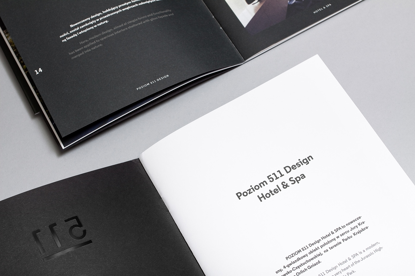 Poziom 511 brochure on behance for Design hotel 511