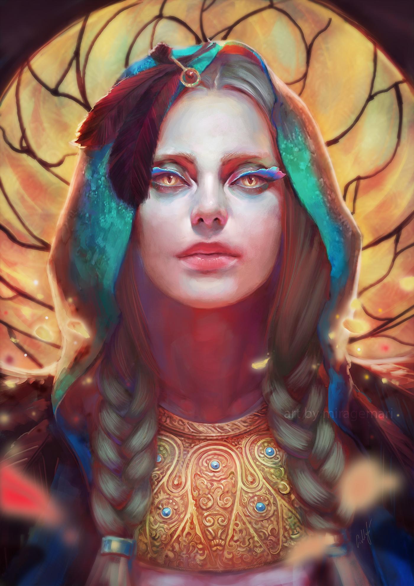 americas digital goddess - HD1400×1980