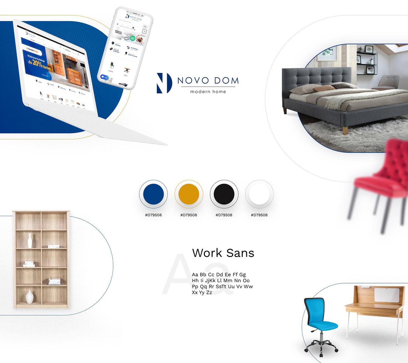 furniture, color