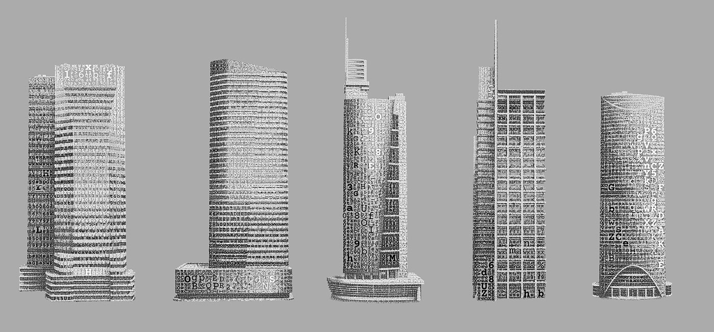 Image may contain: skyscraper, tower and building