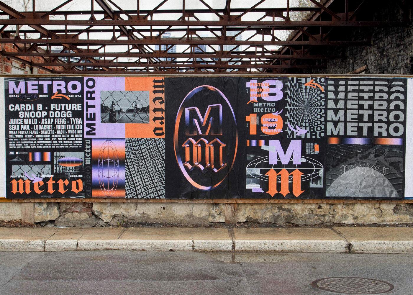 festival Musique music metro Montreal Urban rap hiphop motion