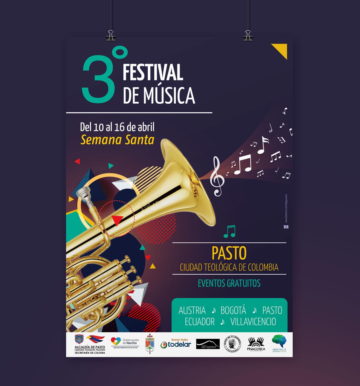 cartel poster music musica música clásica Instrumentos instrumento afiche