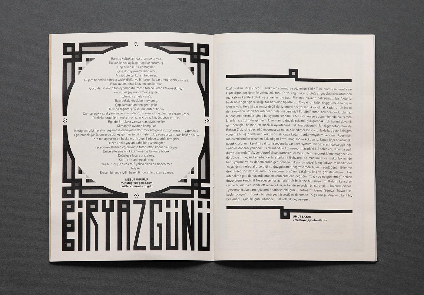 fanzine,seyyar sesler,seyyar sesler 4,mesut ugurlu,Zine ,istanbul,street fanzine,islamic desgin