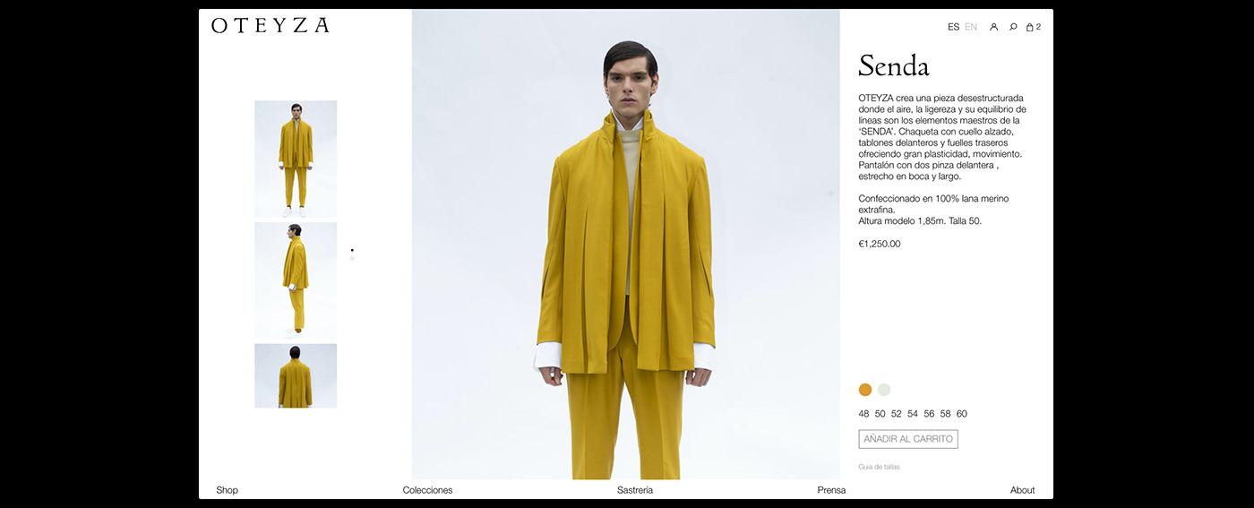 design Fashion  Figma shop ui design UI/UX ux Web Web Design  Website