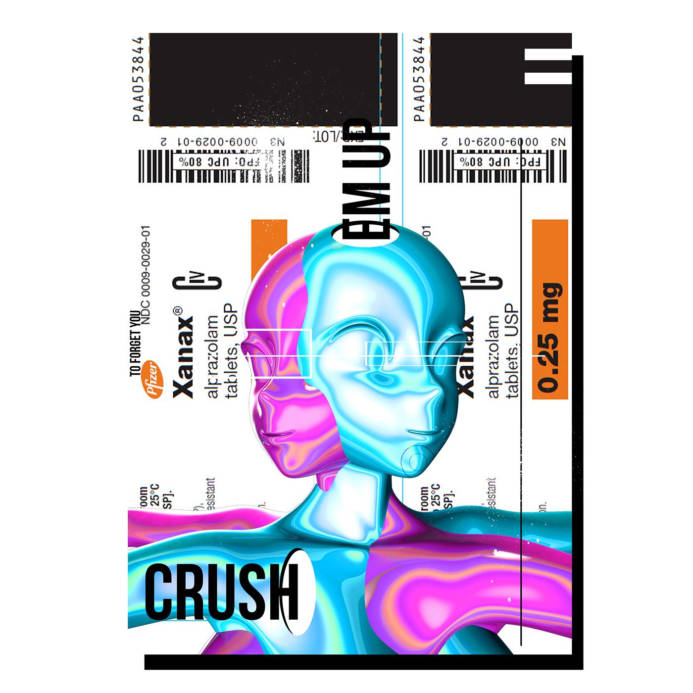 graphic design  Poster Design
