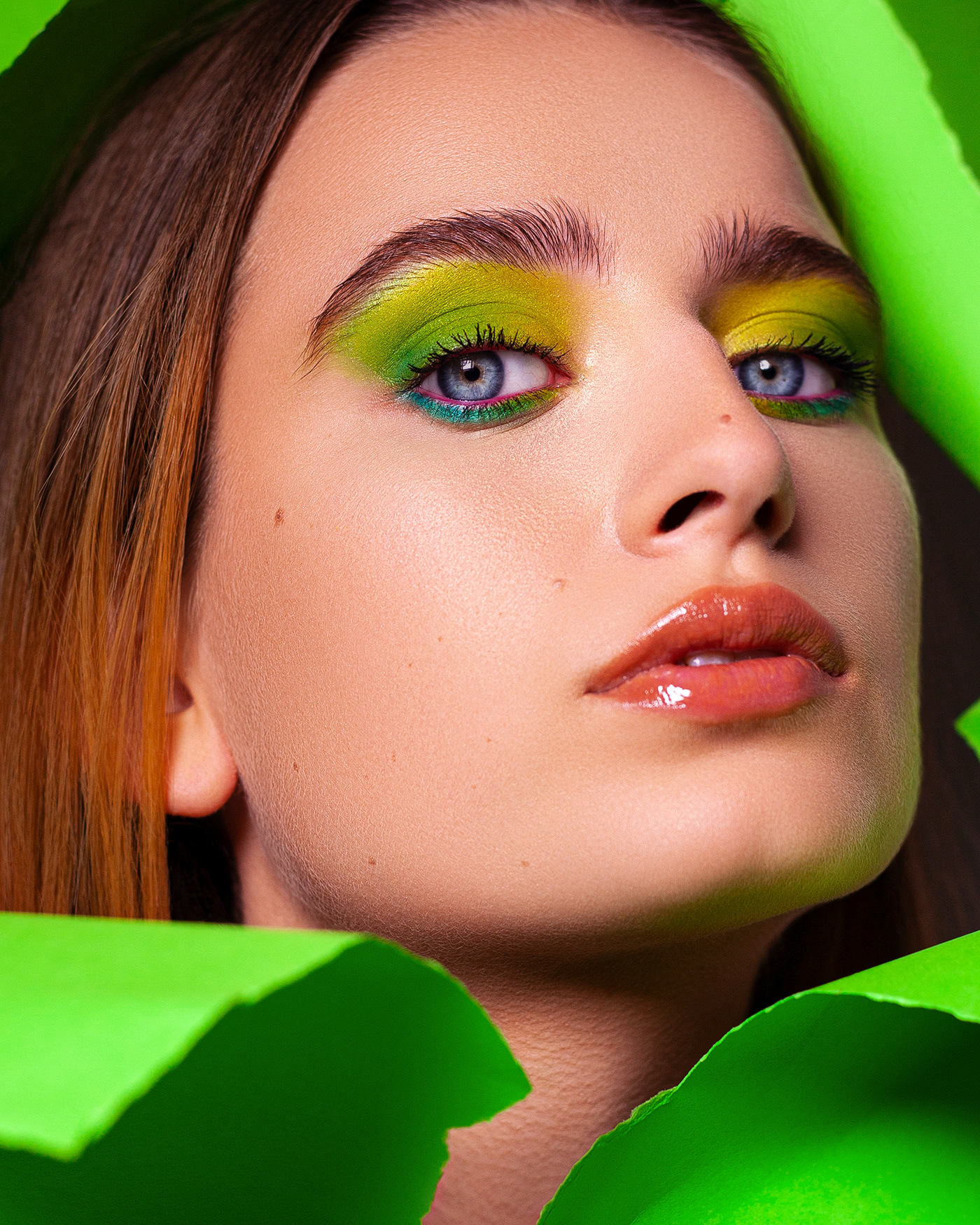 beauty Beautyretouching closeup makeup portrait retouch retouching