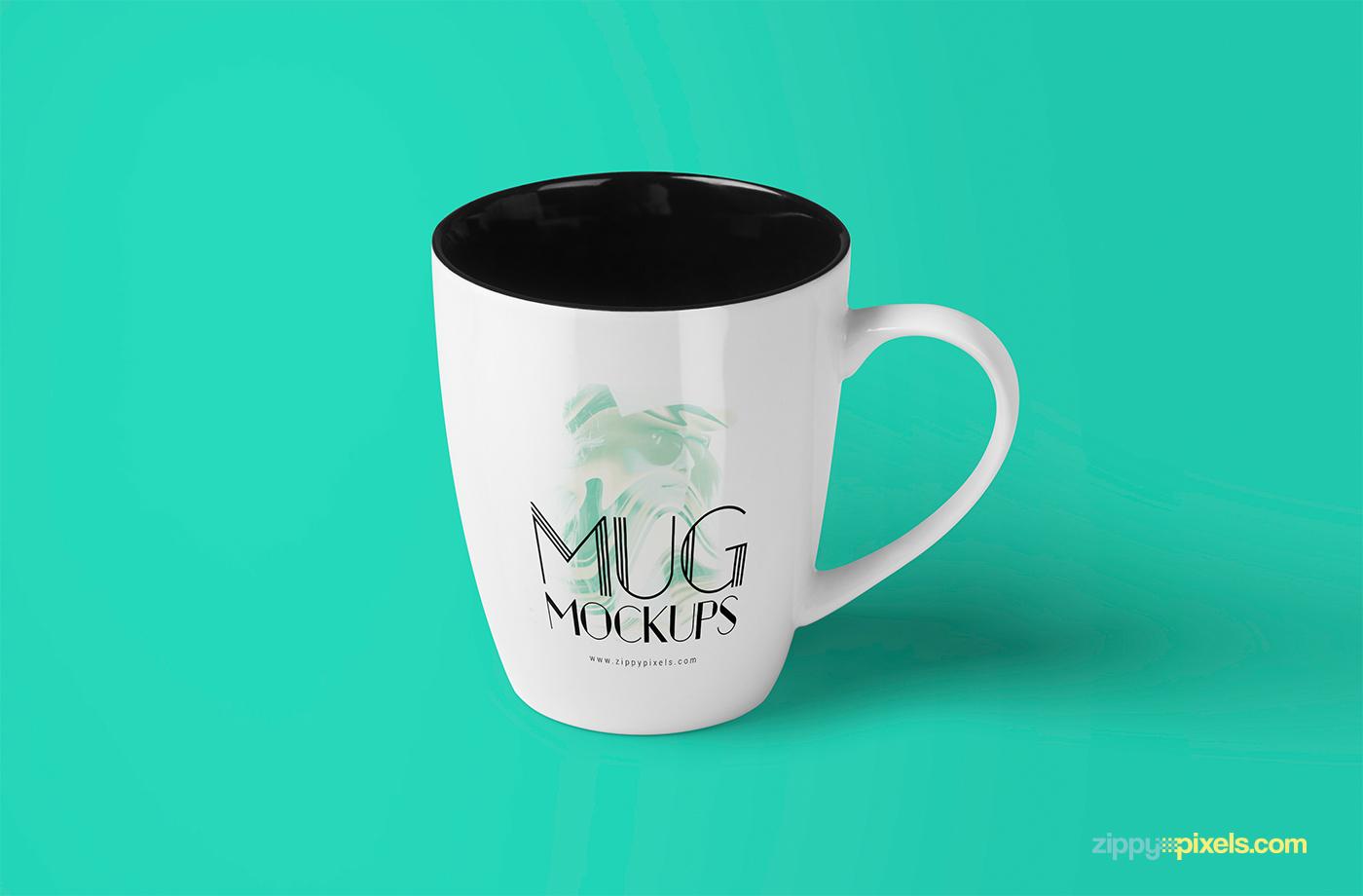 3 free outstanding coffee cup mockups on behance for Behance mockups