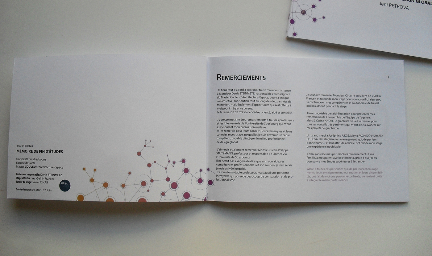 Master S Degree Thesis On Behance
