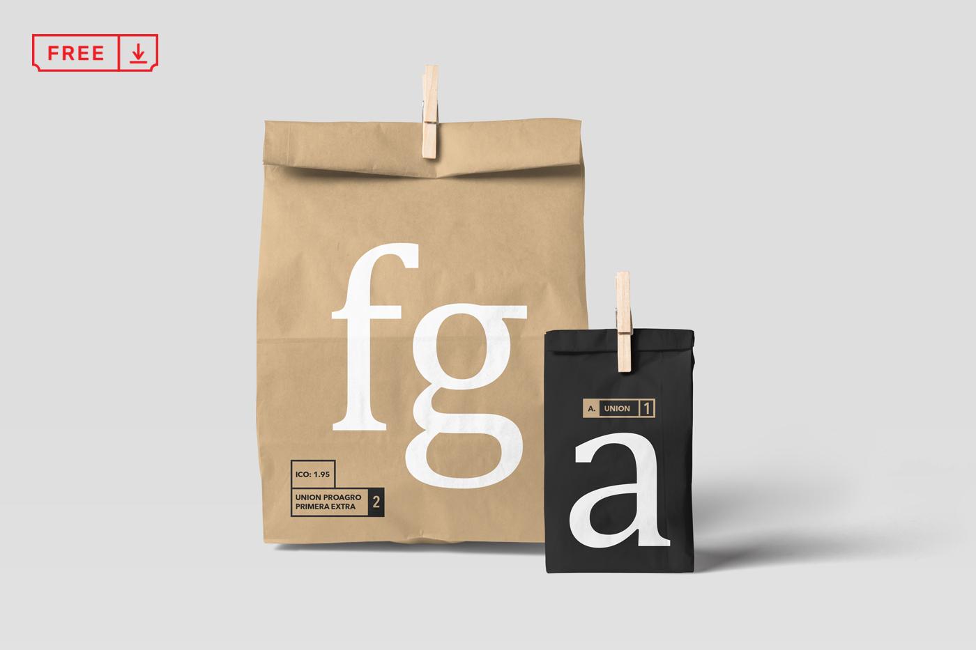 高質感的39個紙袋包裝欣賞