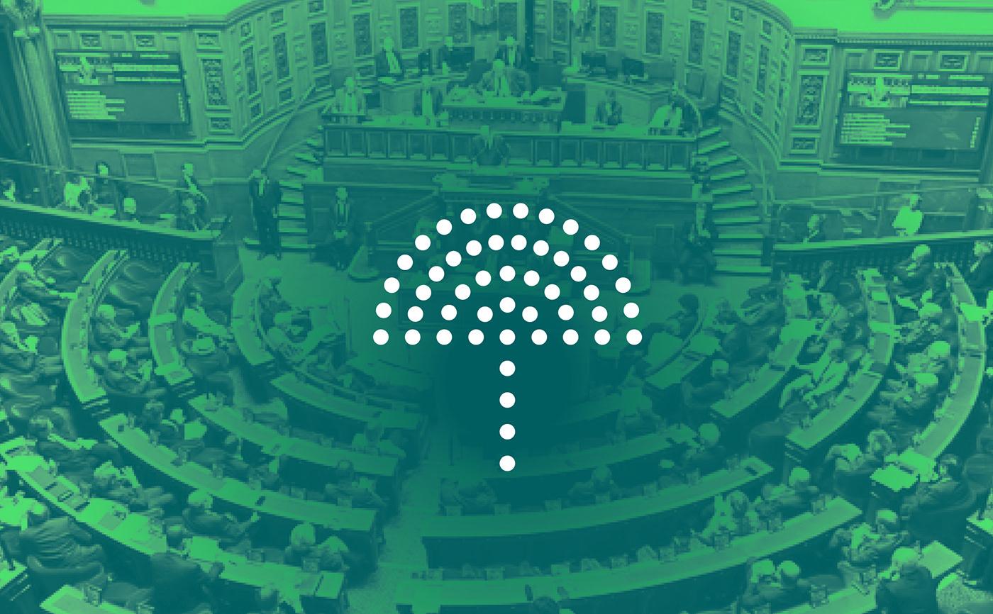 Ecology green institution politics senate