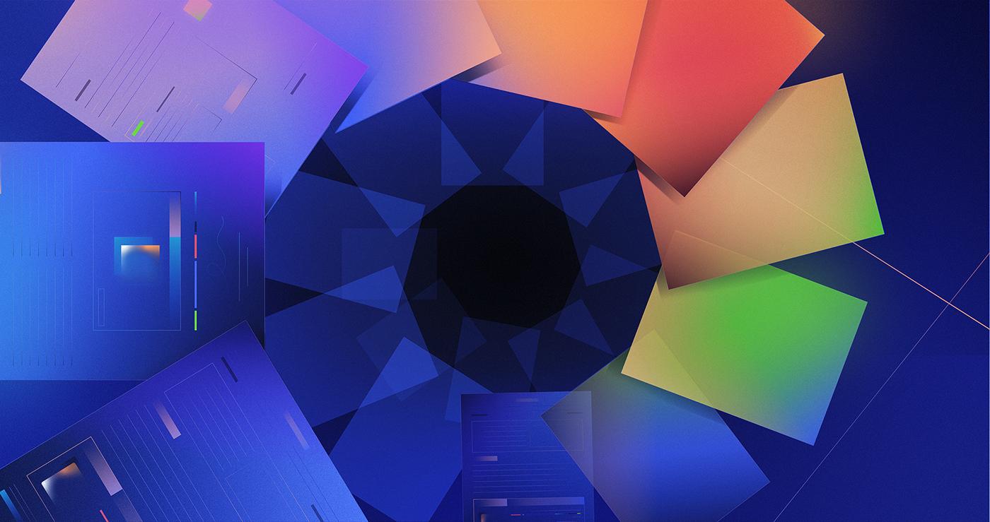 animation  motion design graphic design  Webflow 3D 2D Web software manifesto motion graphics