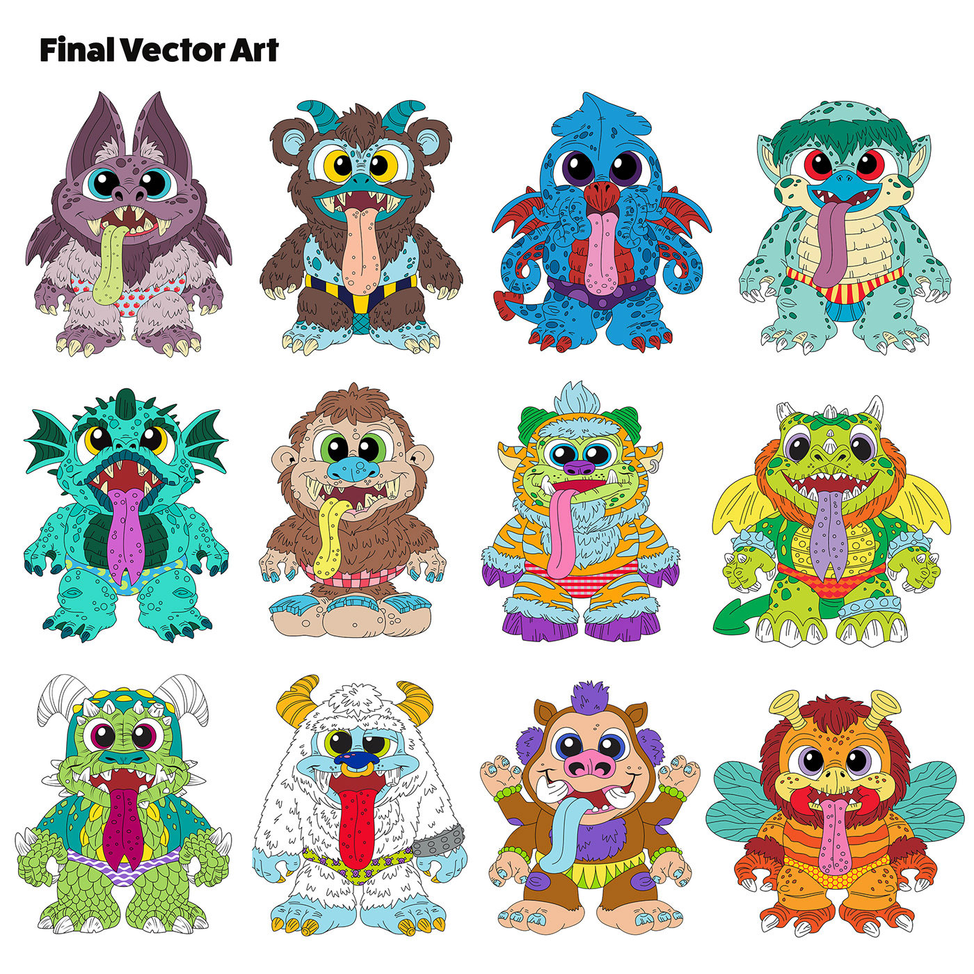 New Toys Toy Crate Creatures Surprise Flingers Series 2
