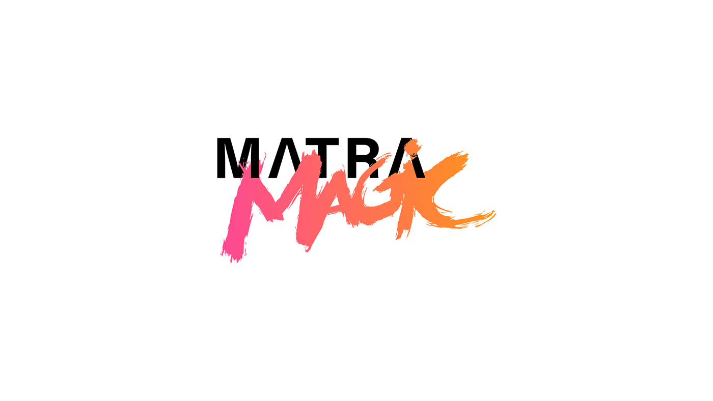 matra magic Maltine jazz japan brush ink gradient Bossa Nova