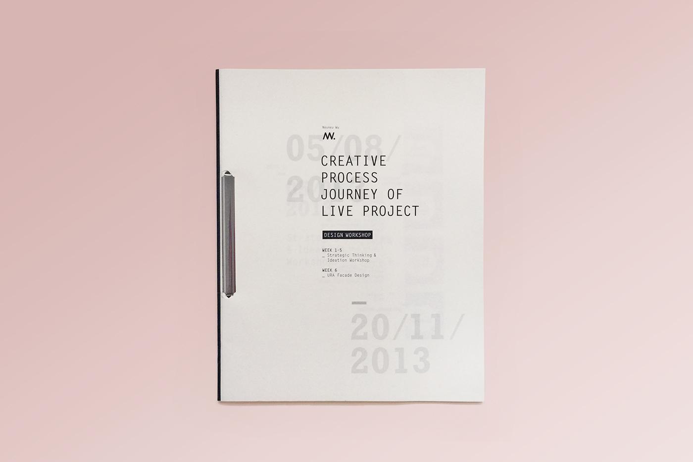 優質的23款作品集排版設計欣賞