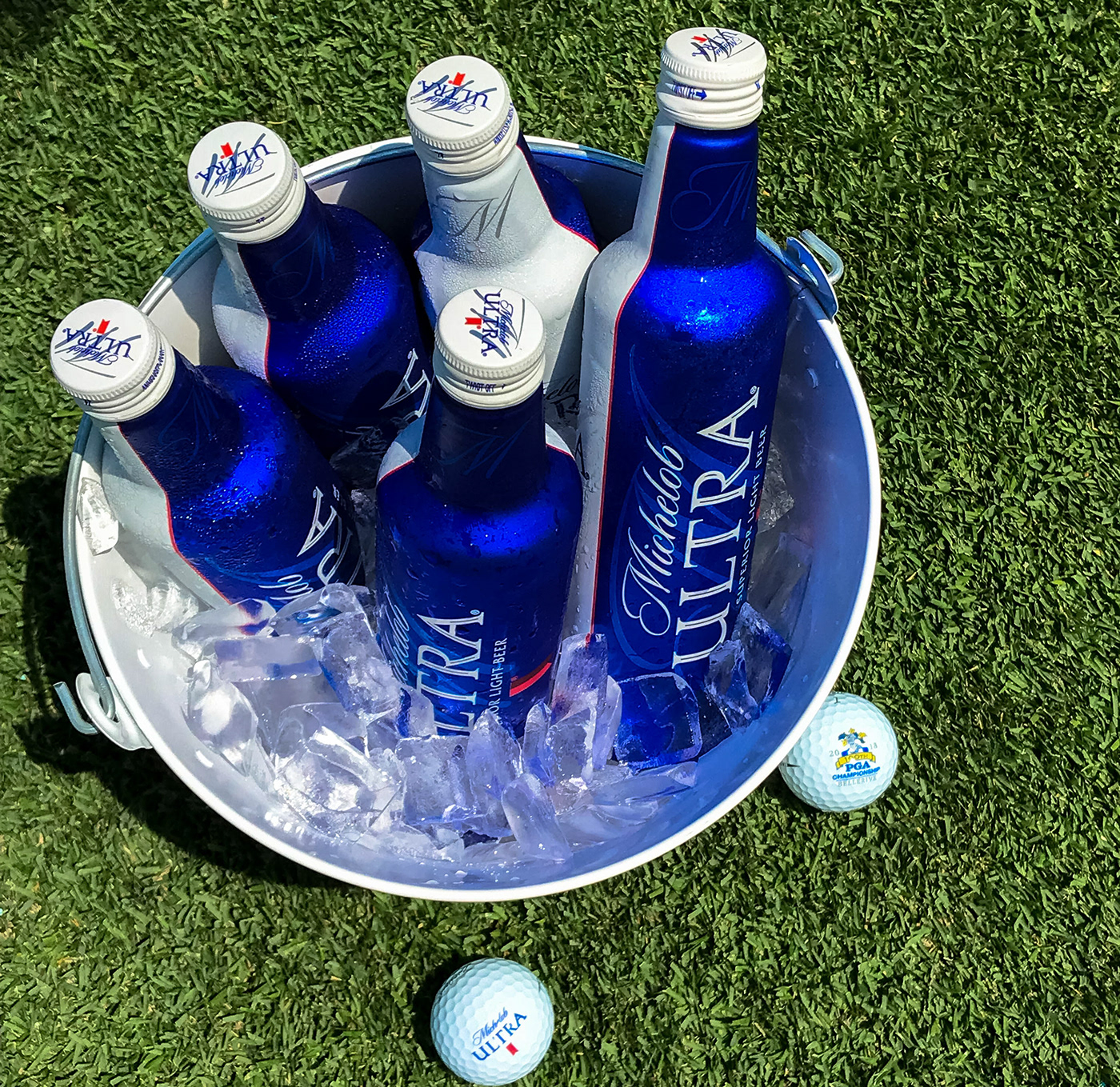 Michelob Ultra 100th PGA Championship Social Media on Behance abe44ddc2