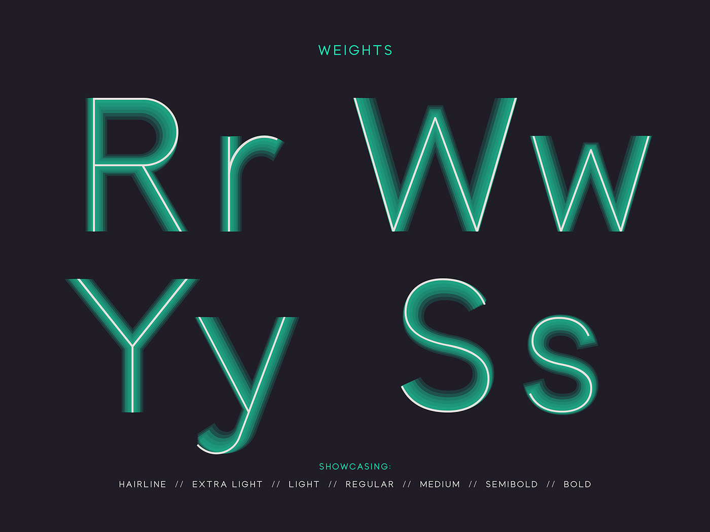 font type sans serif geometric