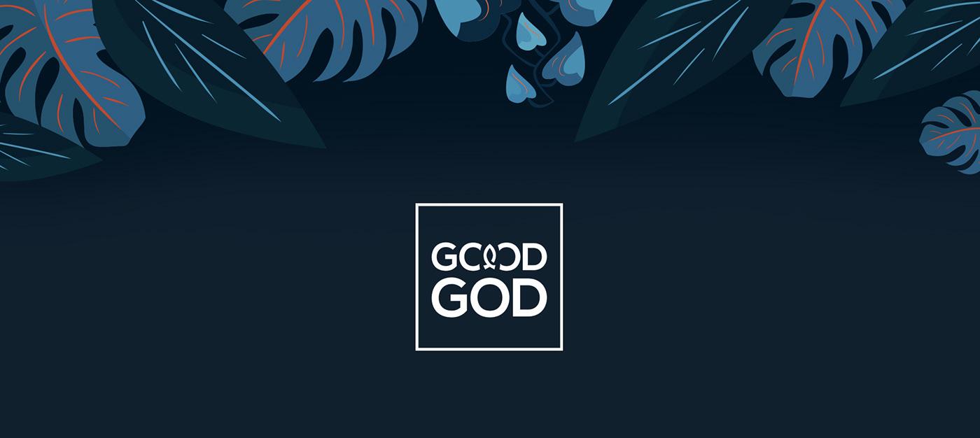 animation  ILLUSTRATION  video Lyric music God Beautiful colorful story