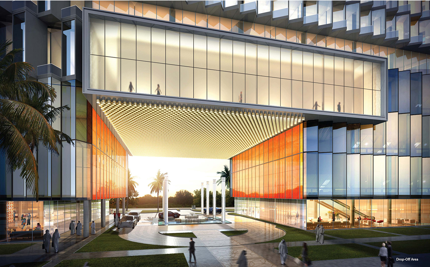 5 Star Hotel & Serviced Apartment - Doha , Qatar on Behance