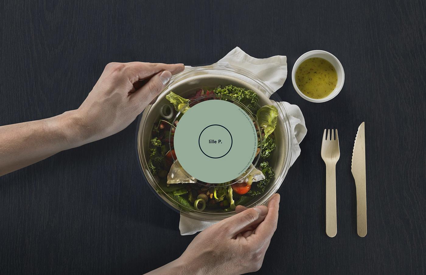 cafe Food  organic takeaway Coffee lunch fastfood salat wraps Soup