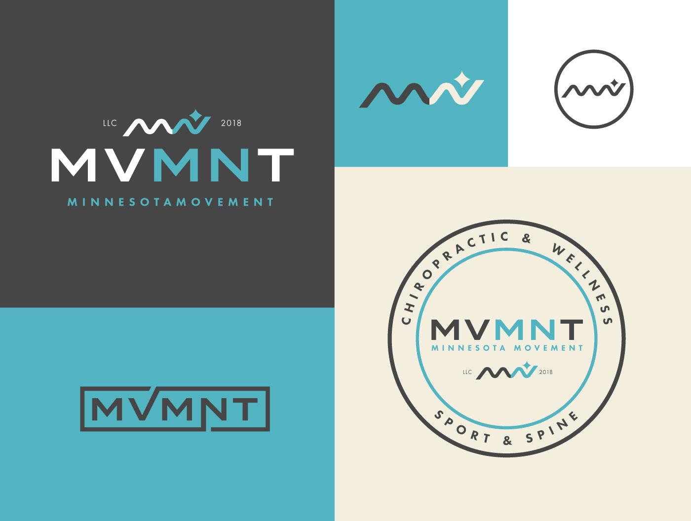 minnesota movement branding  identity Snowboarding wakeboarding styleguide