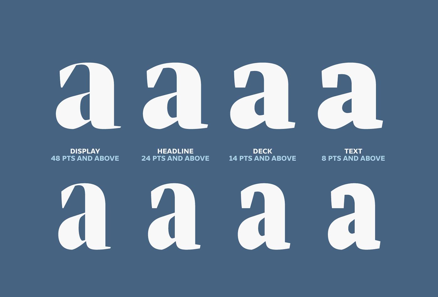 Display deck text Headline DSType Pedro Leal Typeface font mafra