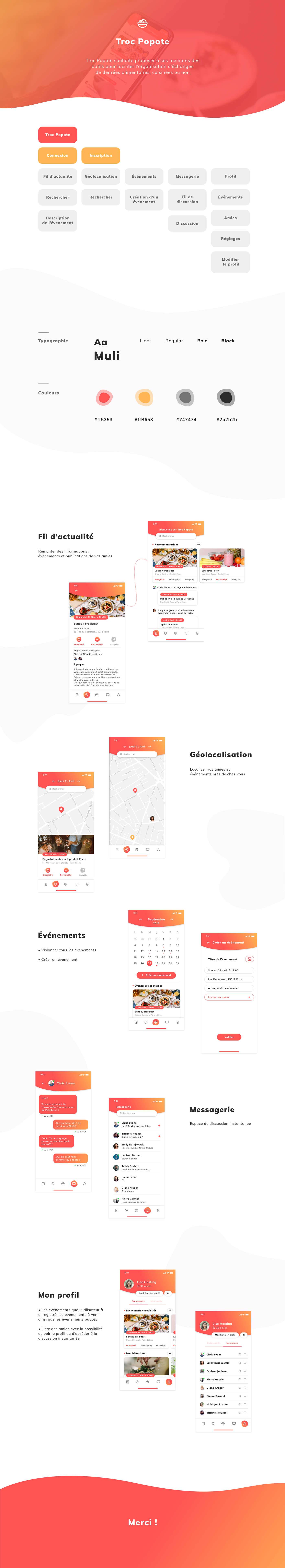 UI,ux,application,mobile,Food