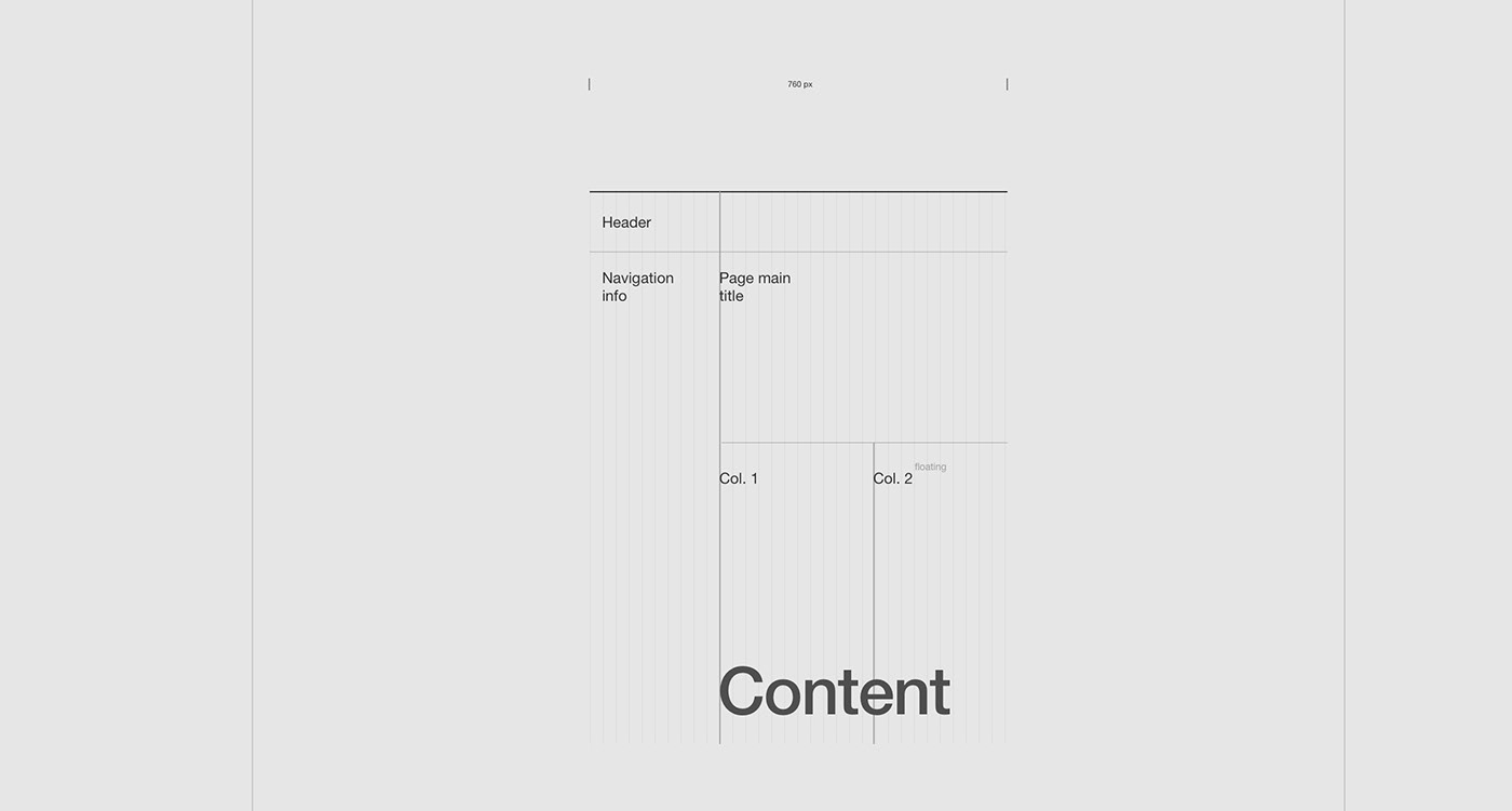 Website site UI ux promo landing 3D detail fullscreen