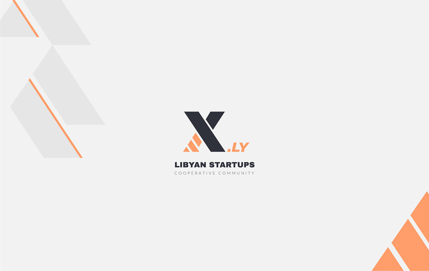 It's Logo for Libyan startups  Group