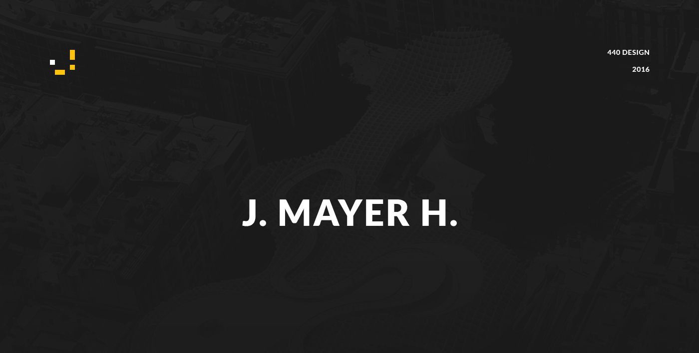 j mayer h on behance. Black Bedroom Furniture Sets. Home Design Ideas