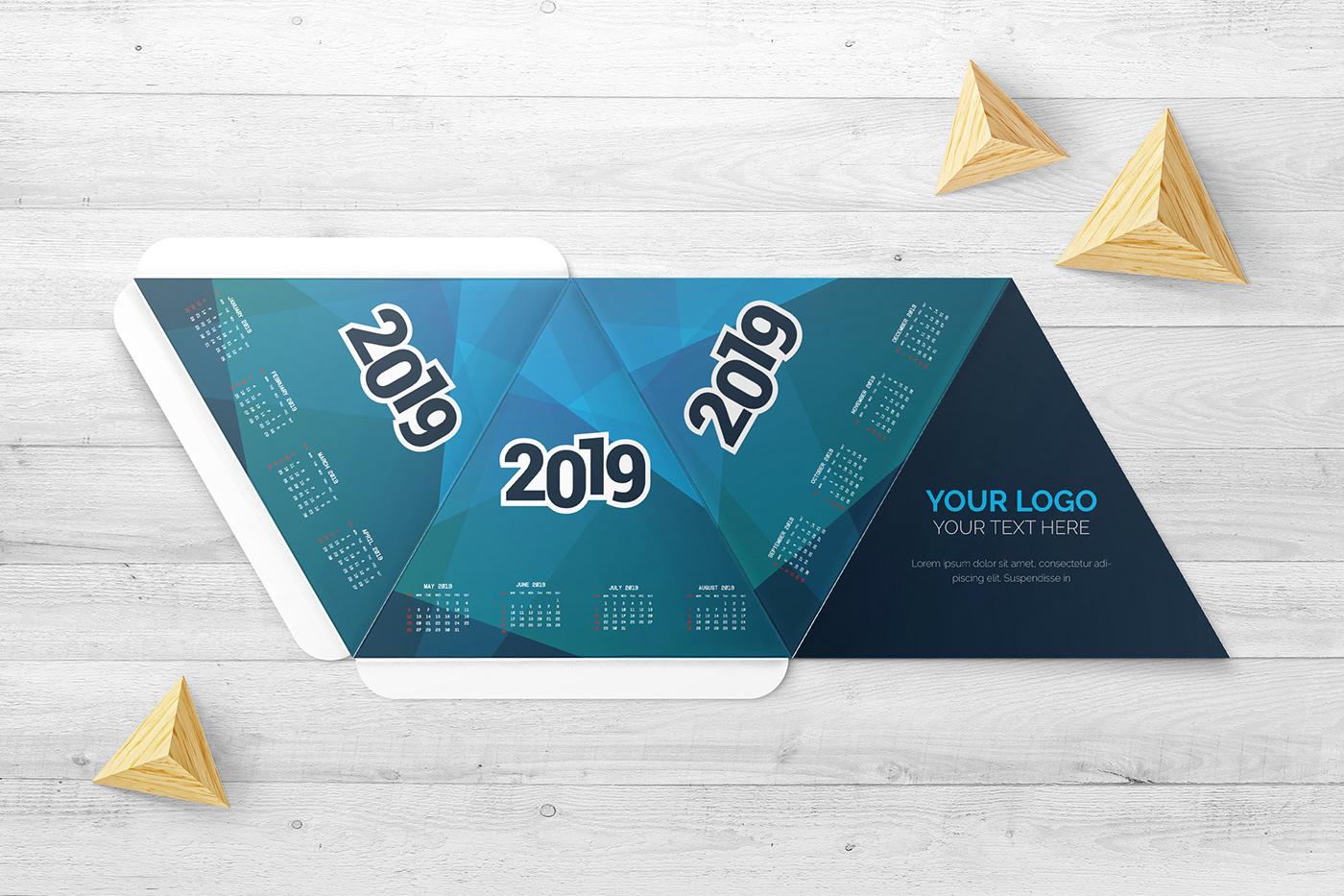 2019 design,calendar design idea,calendar 2019,Asm Arif,Design Inspiration,calendar design inspiration,2019 calendar