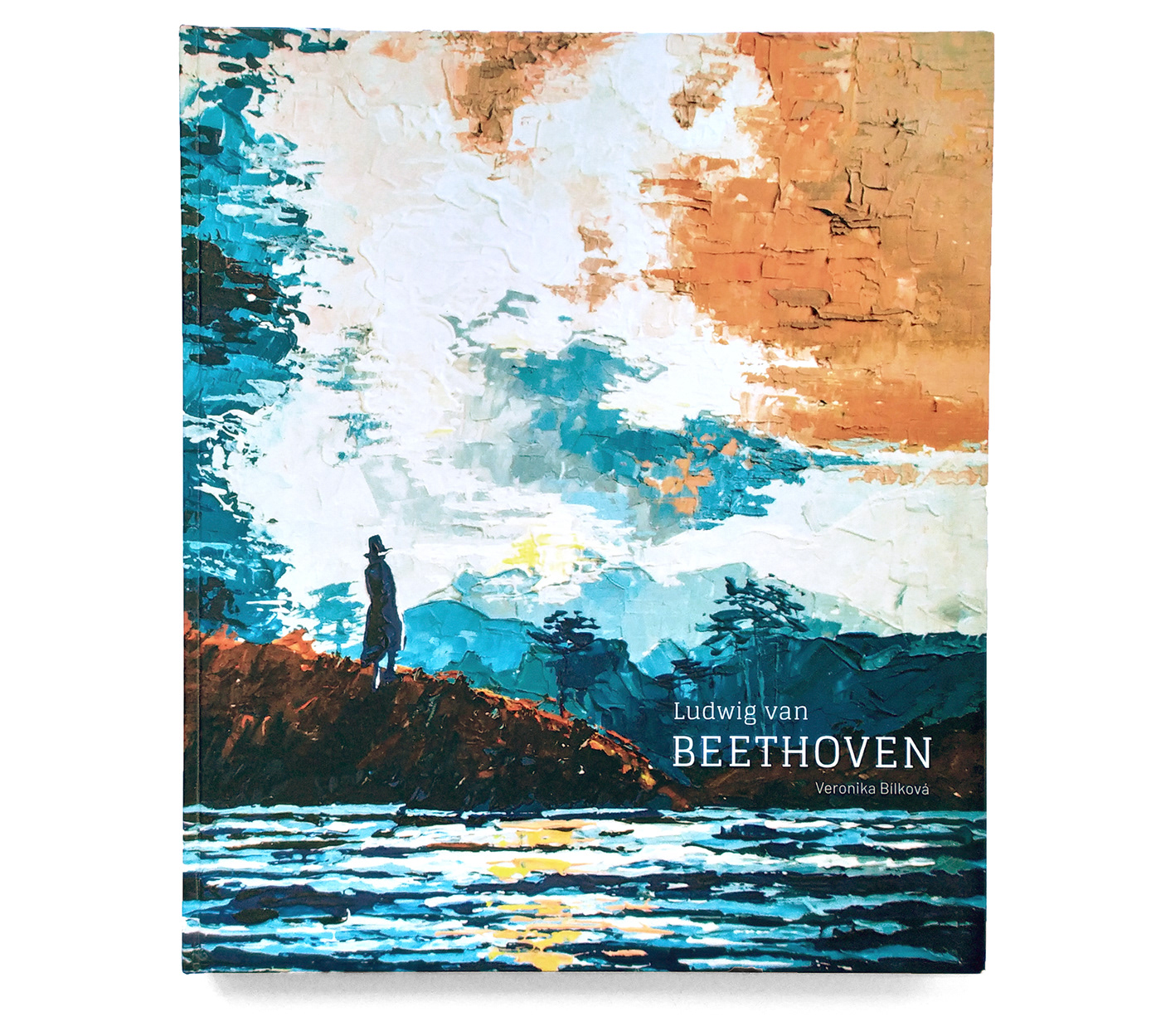 the book about Ludwig van Beethoven