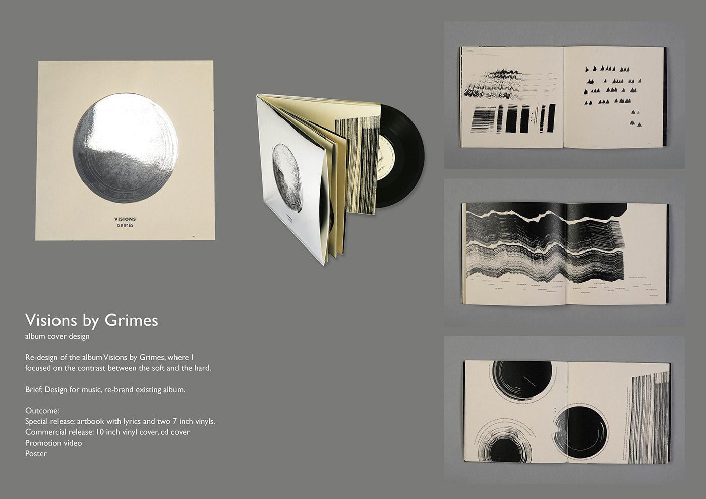 極美的31張專輯封面設計欣賞