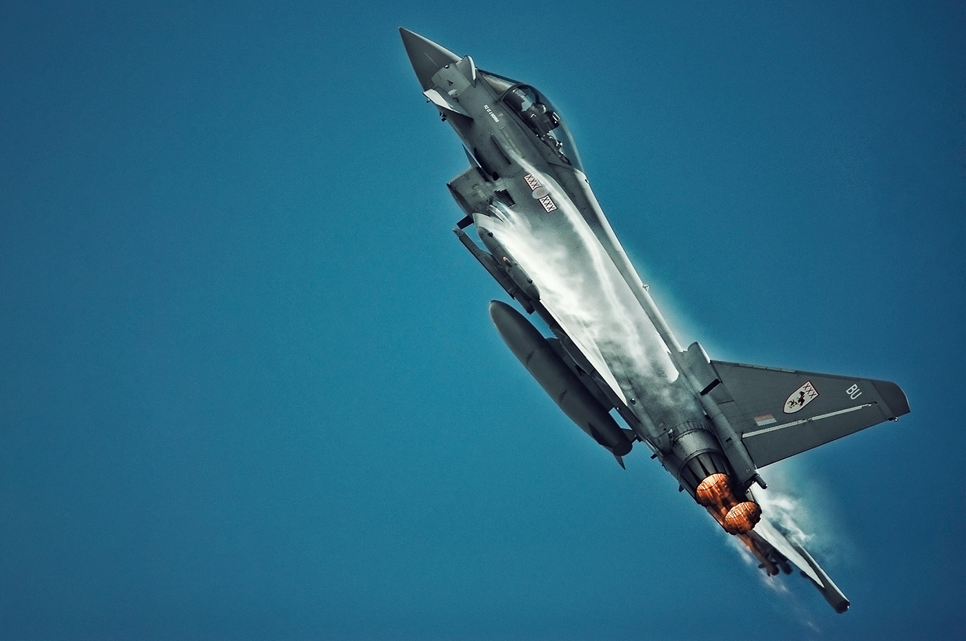 air force Aircraft Fighter jets journalism   Military Photography  QRA raf Typhoon