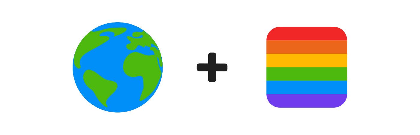 Rebrand identity logo system brand wordmark visual language branding  NGO non-profit
